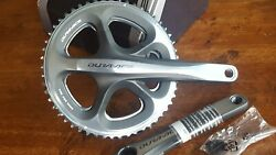 Shimano Dura-ace Fc-7900 Hollowtech Ii Double Chainset 177.5mm 54+42t New