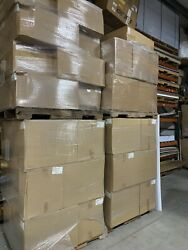 Huge Inventory White Boxes - Award Gift Boxes Heavy Weight Must See - 570 Cases
