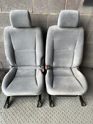 2008 Toyota Tacoma Front Left Right Seats Used