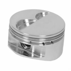 Manley 592501c-8 Pistons Forged Flat 4.001 In. Bore For Chevy Small Block New