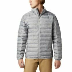 Columbia Jacket Lake 22™ Down Jacket Style: Puffer Color:Grey Heather Large