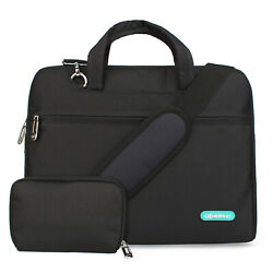 Flat Briefcase Laptop Shoulder Bag for New MacBook Pro Mac Air 13Inch M1 2020 $31.34