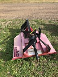 """Mahindra 40"""" Brush Cutter, Never Was Sold Still Has Manufacturers Warranty, 12 M"""