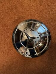Mercedes Benz Vintage Wheel Cover 190sl 230sl 250sl 300sl And Others