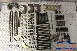 2010 Ford Explorer Engine Motor Timing Chain Assembly Bolt Set Pulley Guide 10