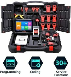 Autel Maxisys Mk908pro J2534 Ecu Reprogramming And Coding Active Test Full Systems