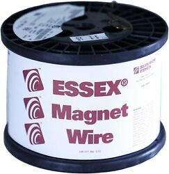 Essex Magnet Wire 15 Awg Gauge 24 Lb Enameled Copper Coil Winding