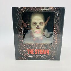 The Strain Complete First Season Limited Collectorand039s Edition Bluray With Bust