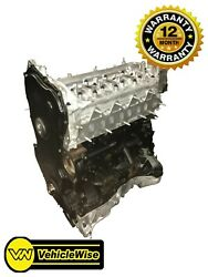 Fully Reconditioned Renault Master Vauxhall Movano 2.5dci Engine G9u754