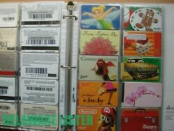 Vintage Huge Mixed Lot/collection Of 220+ Holiday Birthday X-mas Gift Cards New