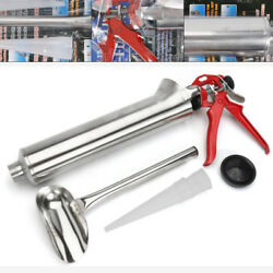 Mortar Pointing Grouting Gun Sprayer Applicator Tool For Cement Lime Nozzle Hot