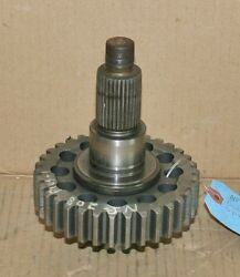 Np208 Chevy Gmc Front Output Shaft And Drive Sprocket Np 208 Chevrolet