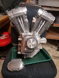 2004 Harley Davidson 88ci Twin Cam 99-06 Flh And Fxd 99-05 Dyna Engine Complete