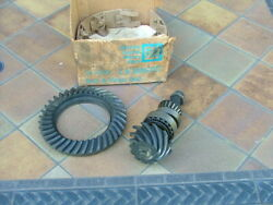 1965-68 Chevy 10-bolt 336 Ring And Pinion Gear Set Nos 3886357 Rear End Gears