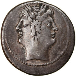 [903915] Coin Anonymous Didrachm Rome Ef Silver Crawford30/1