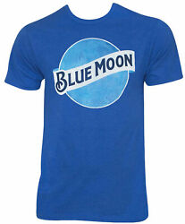 Blue Moon Royal Heather Adult T-shirt - Belgian White Belgian-style Witbier