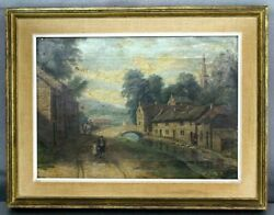 Antiques Oil Painting 1800-1840
