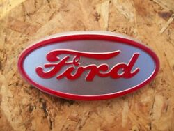 Ford 8n Tractor , Front Hood Emblem , Replaces P/n 8n16600b
