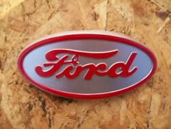 Ford 8n Tractor Front Hood Emblem Replaces P/n 8n16600b