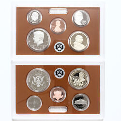 2020 S Partial Proof Set Kennedy Dime Nickel Cent Dollar Cn-clad Us Mint 5 Coins