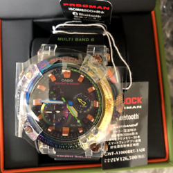 New G-shock Gwf-a1000brt-1ajr Frogman Limited 2000,rare From Japan