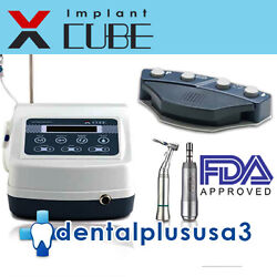X-cube New Dental Implant Motor Surgical.high Tech + Fda 201 Lat Ships From Usa