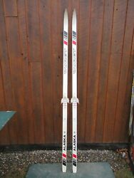 Ready To Use Cross Country 79 Long Duret 205 Cm Skis