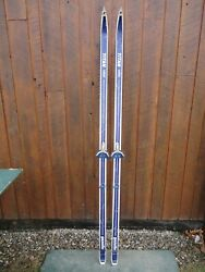 Ready To Use Cross Country 79 Long Titan 205 Cm Skis