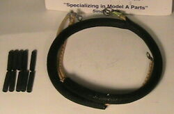 1928-1931 Model A Ford Generator And Starter Switch Wiring Harness And Connectors