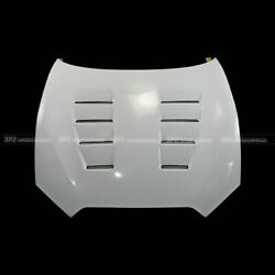 For Mazda Mx5 Miata Nd Cs-style Front Hood Replacement Bodykits Frp Unpainted