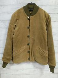 Lost Worlds M-43 Coverall Hunting Jacket Camel Size M Used From Japan