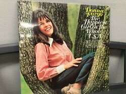 Donna Fargo-the Happiest Girl In The Whole Usa Dot Dos-26000 Country 1972 Nm
