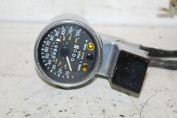 1989 89 Suzuki Intruder 750 Vs750 Speedometer Speedo Gauge