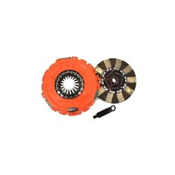 Centerforce Df148552 Dual Friction Clutch Kit For 71-73 Buick Cars 7.5l New