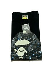 A Bathing Ape T Shirt Authentic Glow In The Dark
