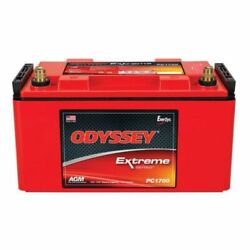 Odyssey Pc1700mjt Battery Drycell 12v Deep Cycle/starting 810 Cold Cranking Amps