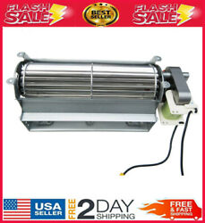 Electric Fireplace Fan Blower Replacement Kit For Wood / Gas Burning Stove