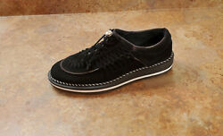 New Giuseppe Zanotti And039costnerand039 Braided Stitch Loafer Mens 9 Us 42 Eur Msrp 950