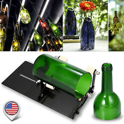 Pro Beer Glass Wine Bottle Cutter Cutting Machine Diy Craft Recycle Tool Us T4x9