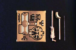 Mini World 7226 Browning Cal .30 For Mount, 1919 Scale 1/72