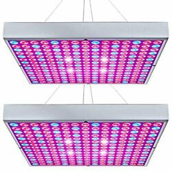 Led Grow Light 45w Plant Lights Red Blue White Panel Growing Lamps For Indoor