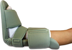 Padded Night Splint 90 Degree Immobilizing Stretching Sleeping Boot- Recovery Fo