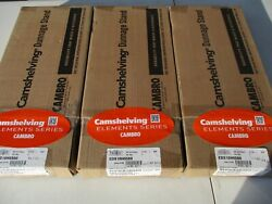 Cambro Eds18h6580 Camshelving Dunnage Stand Lot Of 3 Nib