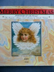 Noandeumll Merry Christmas The Exquisite Antique Card Collection By Setsuko Fukuda