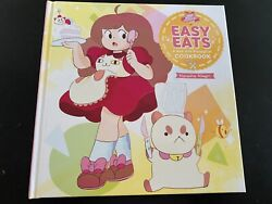 New Bee And Puppycat Easy Eats Cookbook By Natasha Allegri-rare