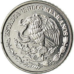 [785809] Coin Mexico 20 Centavos 2017 Mexico City Ms Stainless Steel