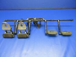 Piper Pa-28-140 Cherokee Rudder Pedal Assembly P/n 63459-03 1220-210