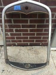 1931 Ford Model A Stainless Grill Shell Hot Rat Rod Speedster Jalopy 1931 A2