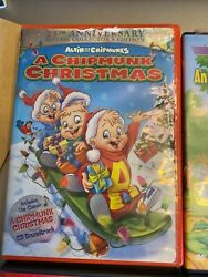 Chipmonks Christmas/home Alone 2/an Easter Bunny Adventure/prep And Landing