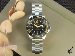 Delma Diver Blue Shark Iii Automatic Watch 47mm Limited Ed. 54701.700.6.034